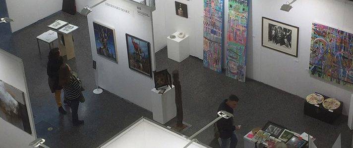 discovery art fair – Frankfurt