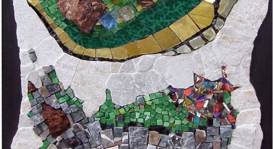 MOSAIC AS CONTEMPORARY ART